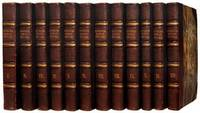 Gibbons Decline and Fall of the Roman Empire - 1832, twelve volumes in morocco.