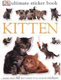 Kitten (Ultimate Sticker Books)