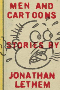 Men and Cartoons   (Signed)