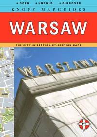 KNOPF MAPGUIDE - WARSAW  Warsaw