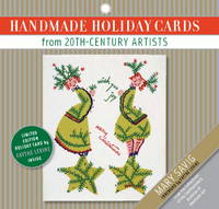Handmade Holiday Cards from 20th Century Artists. Includes Limited Edition Holiday Card by Faythe Levine