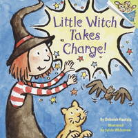Little Witch Takes Charge!  )