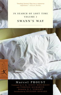 Swann's Way  (Remebrance of Things Past, Volume One).