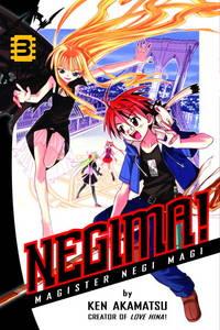 Negima! Magister Negi Magi, Volume 3