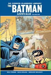 The Batman Annuals; Volume One