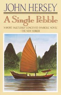 A Single Pebble.